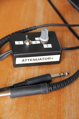 Attenuator+