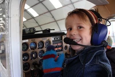 New pilot