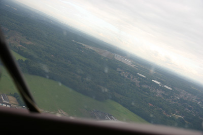 EGLK Blackbushe approach