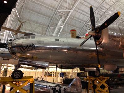 Boeing B-29 Enola Gay