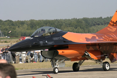 Dutch Demo F-16