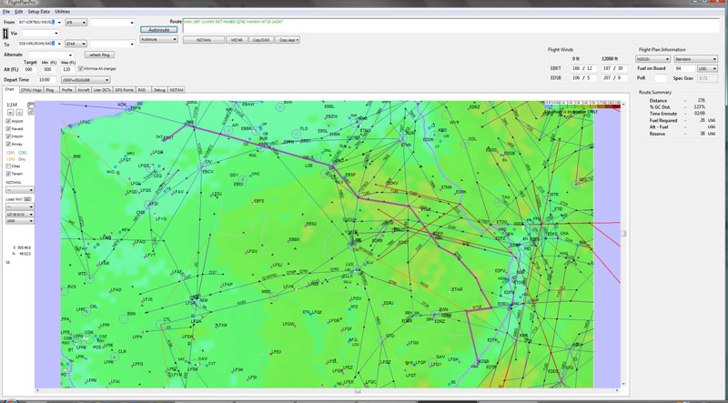 FlightPlanPro screenshot