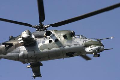 Czech Mi-24 Hind