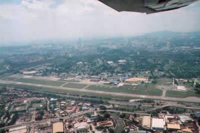 Simpang airfield