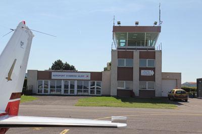 Amiens airport