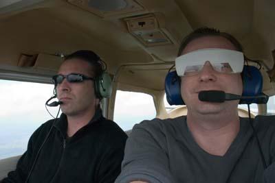 Two pilot crew