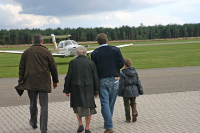 Four generations in a row