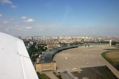 Goodby Tempelhof !