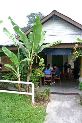 Club canteen