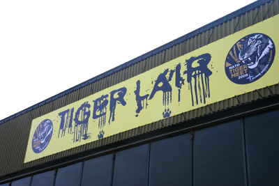 Into the Tiger's Lair
