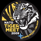 Logo Nato Tiger Meet 2009