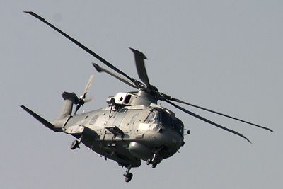 British EH-101 Merlin