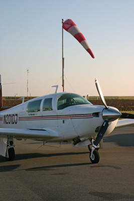 Mooney N201DJ