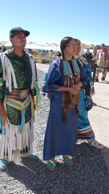 Native Americans at Grand Canyon West