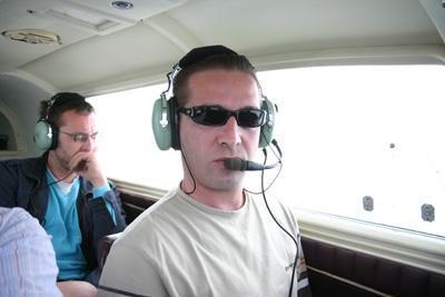 Serious pilot