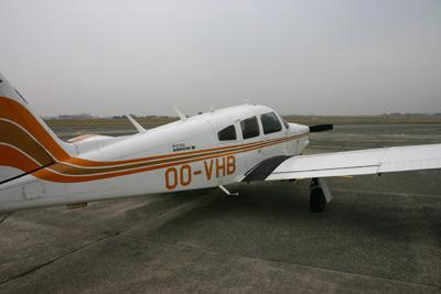PA28RT-201 OO-VHB