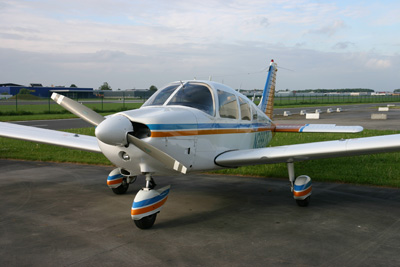 The Piper N3987X