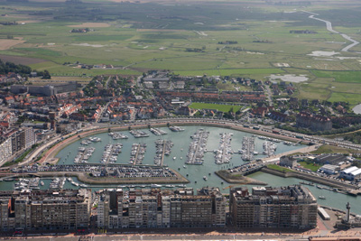 Port of Blankenberge