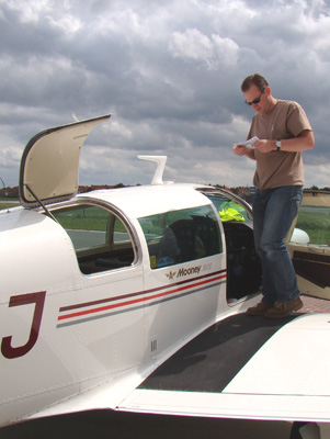 Preflight - checking checklist
