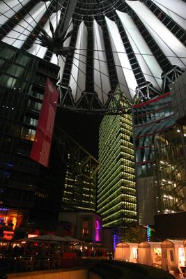 Impressive Sony Center