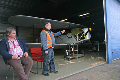 Drawing us in to see the Stampe