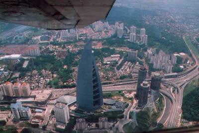 Telekom Malaysia tower