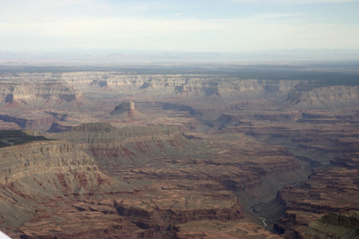 The Grand Canyon !