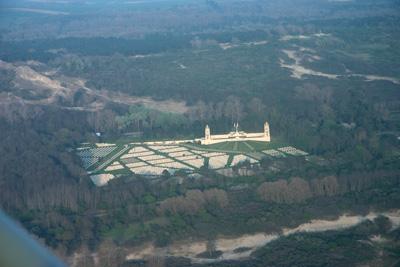 War Memorial near Le Touquet