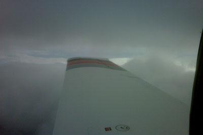 Wing in IMC